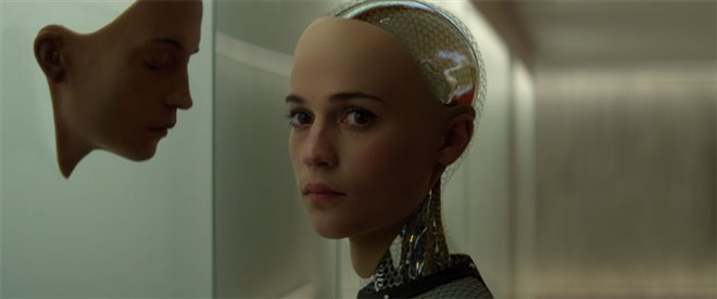 Ex Machina Photo 3 - Large