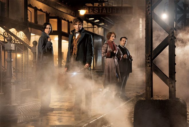 Fantastic Beasts and Where to Find Them Photo 1 - Large