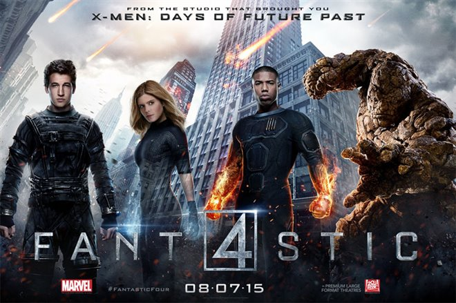 Fantastic Four Photo 4 - Large