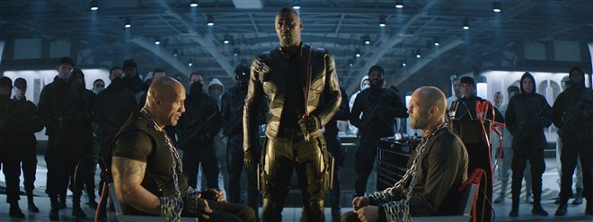 Fast & Furious Presents: Hobbs & Shaw Photo 1 - Large