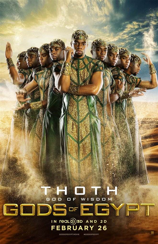 Gods of Egypt Photo 15 - Large
