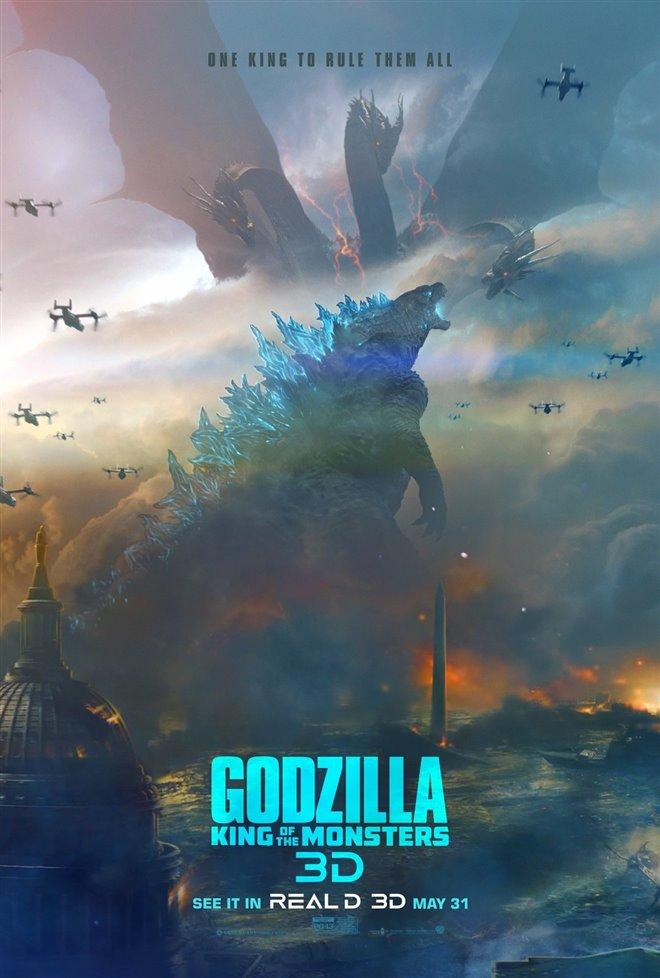 Godzilla : Roi des monstres Photo 27 - Grande