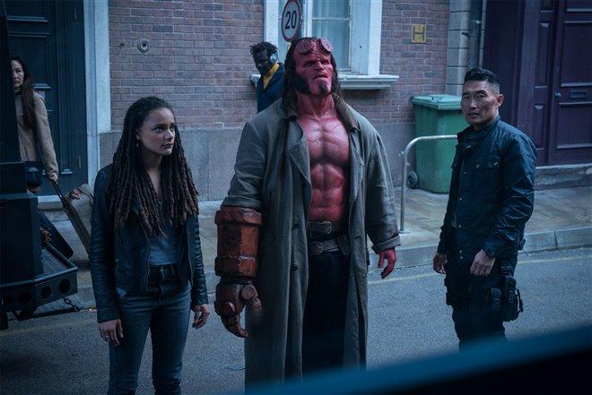 Hellboy (v.f.) Photo 1 - Grande