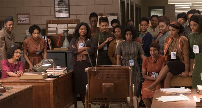 Hidden Figures Photo 1 - Large