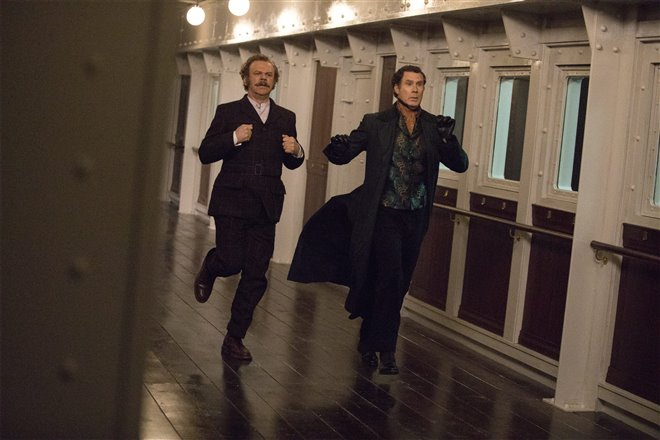 Holmes et Watson Photo 4 - Grande