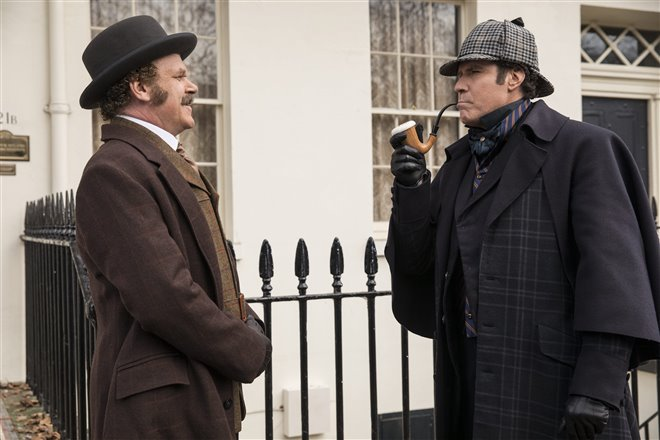 Holmes et Watson Photo 8 - Grande