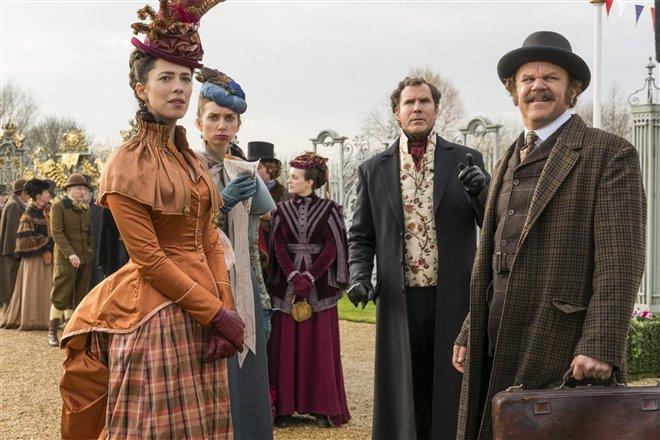 Holmes & Watson Photo 2 - Large