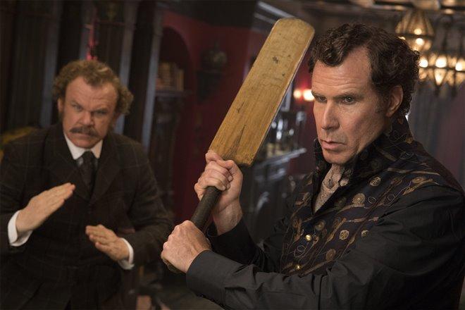 Holmes & Watson Photo 6 - Large
