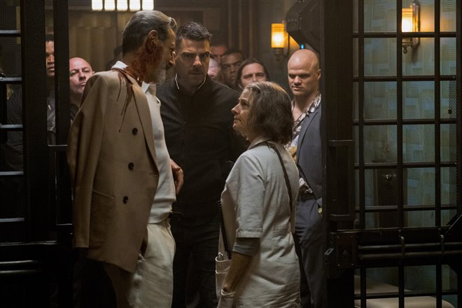 Hotel Artemis Photo 1 - Large