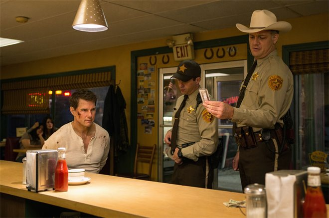 Jack Reacher: Never Go Back Photo 2 - Large