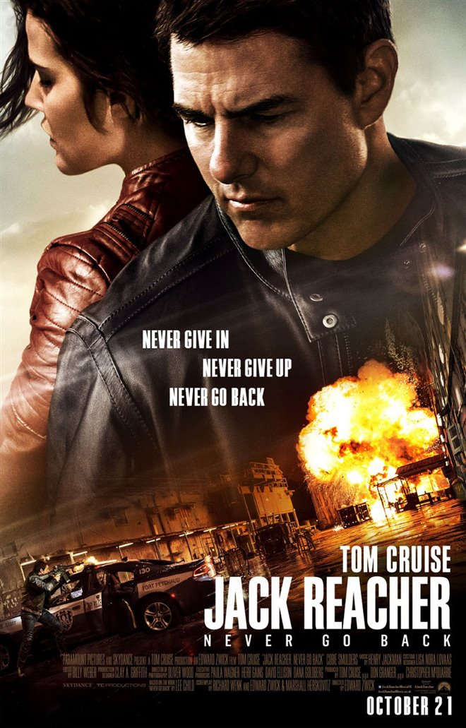 Jack Reacher: Never Go Back Photo 21 - Large