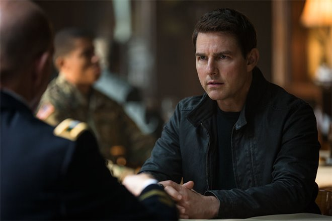 Jack Reacher: Never Go Back Photo 8 - Large