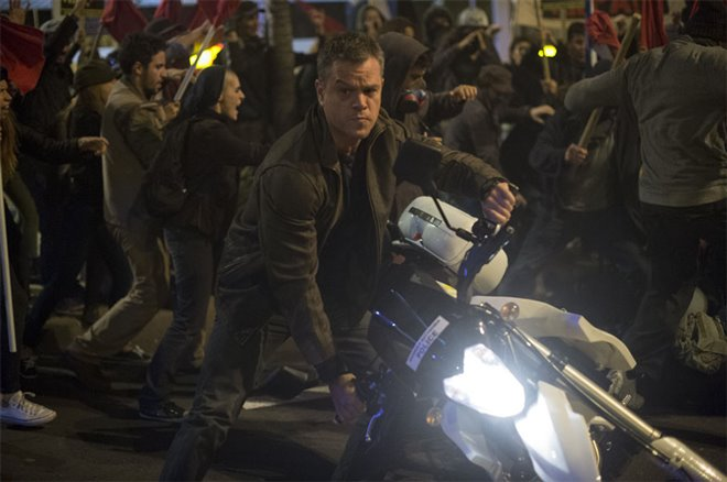 Jason Bourne Photo 2 - Large