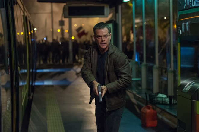 Jason Bourne Photo 4 - Large