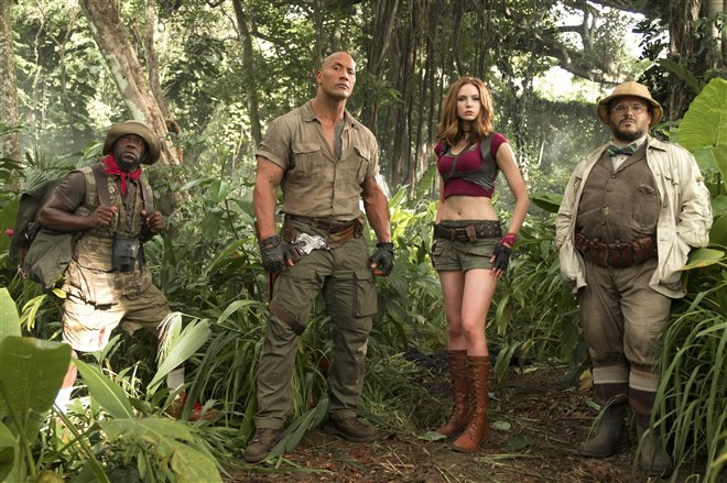Jumanji: Welcome to the Jungle Photo 1 - Large