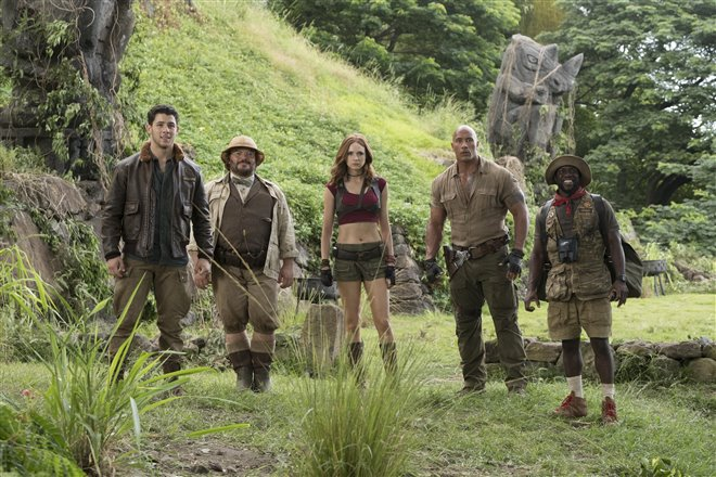 Jumanji: Welcome to the Jungle Photo 4 - Large