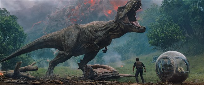 Jurassic World: Fallen Kingdom Photo 2 - Large