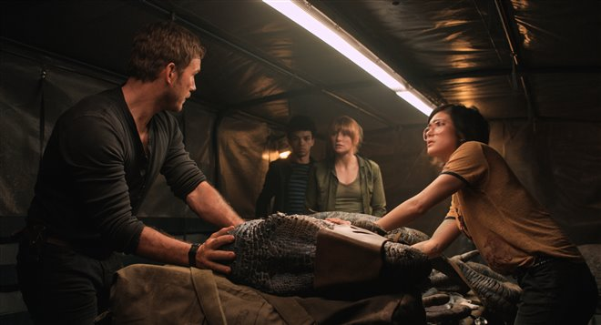Jurassic World: Fallen Kingdom Photo 9 - Large