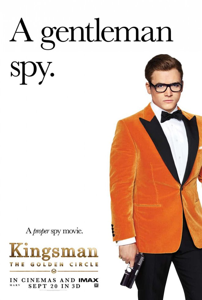 Kingsman: The Golden Circle Photo 25 - Large