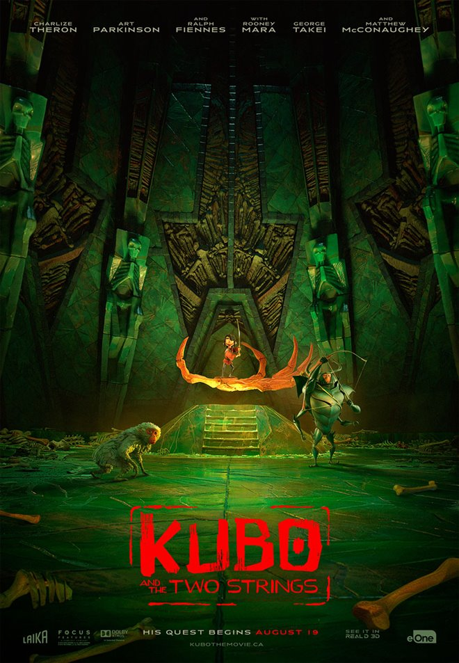 Kubo and the Two Strings Photo 24 - Large
