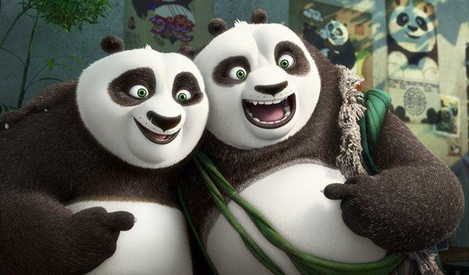 Kung Fu Panda 3 Photo 1 - Large