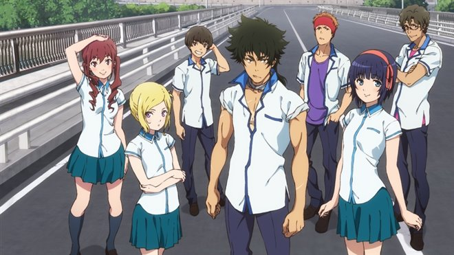 Kuromukuro: Season 2 (Netflix) Photo 1 - Large