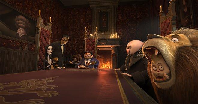 La famille Addams Photo 1 - Grande