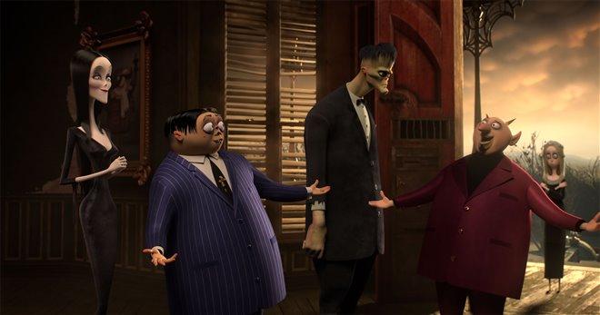 La famille Addams Photo 5 - Grande