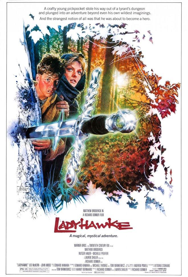 Ladyhawke Photo 2 - Large