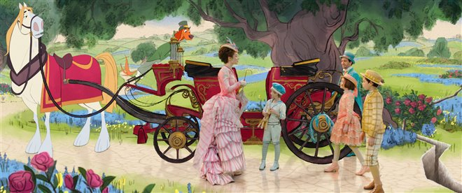 Le retour de Mary Poppins Photo 16 - Grande