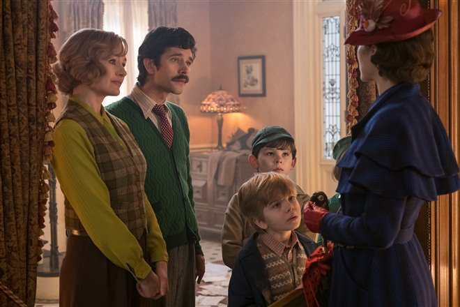 Le retour de Mary Poppins Photo 27 - Grande