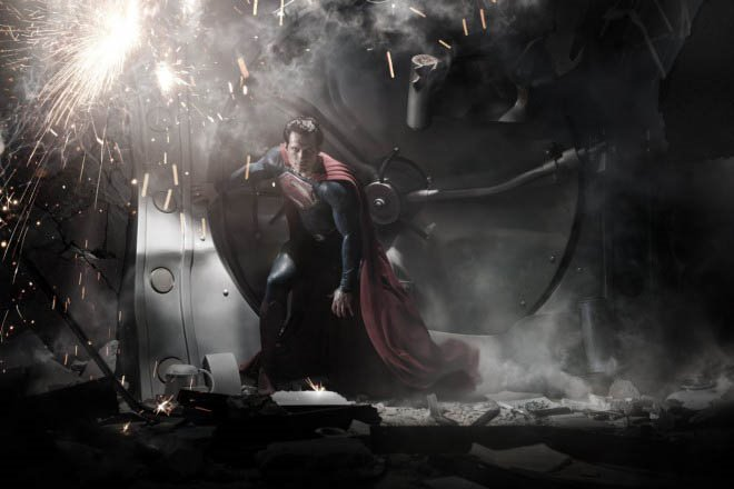 Man of Steel Photo 1 - Large