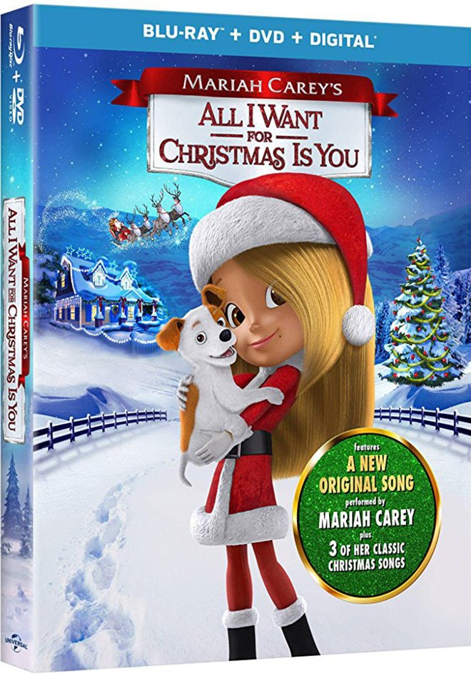 Mariah Carey's All I Want for Christmas Is You Photo 1 - Large