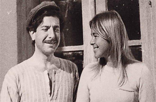 Marianne & Leonard : Mots d'amour (v.o.a.s.-t.f.) Photo 2 - Grande