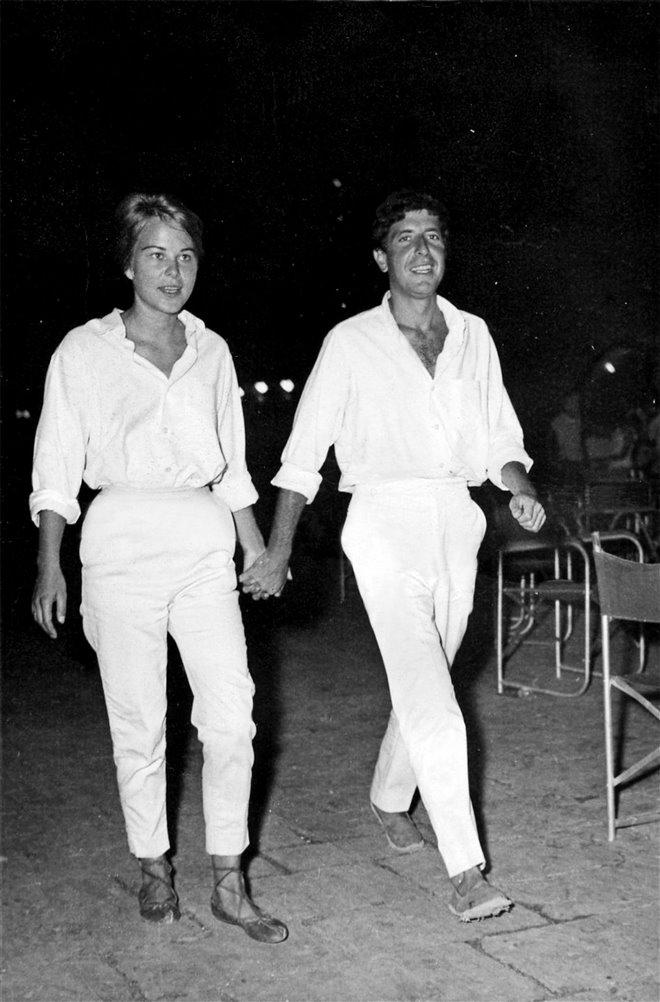 Marianne & Leonard : Mots d'amour (v.o.a.s.-t.f.) Photo 6 - Grande