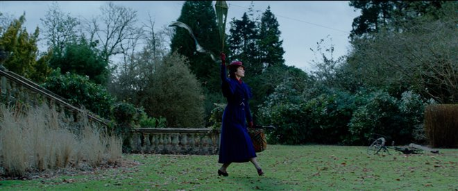 Mary Poppins Returns Photo 1 - Large