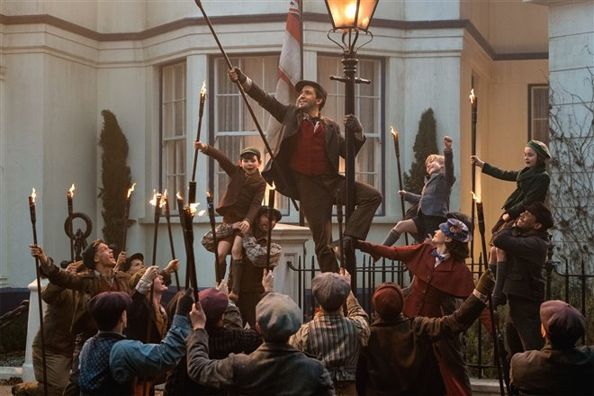 Mary Poppins Returns Photo 8 - Large