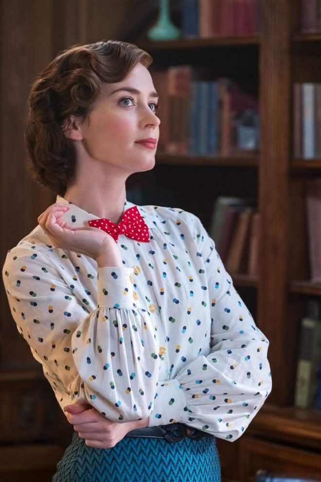 Mary Poppins Returns Photo 34 - Large