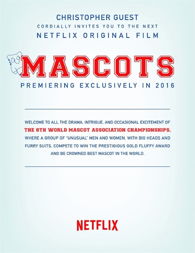 Mascots (Netflix) Photo 3 - Large