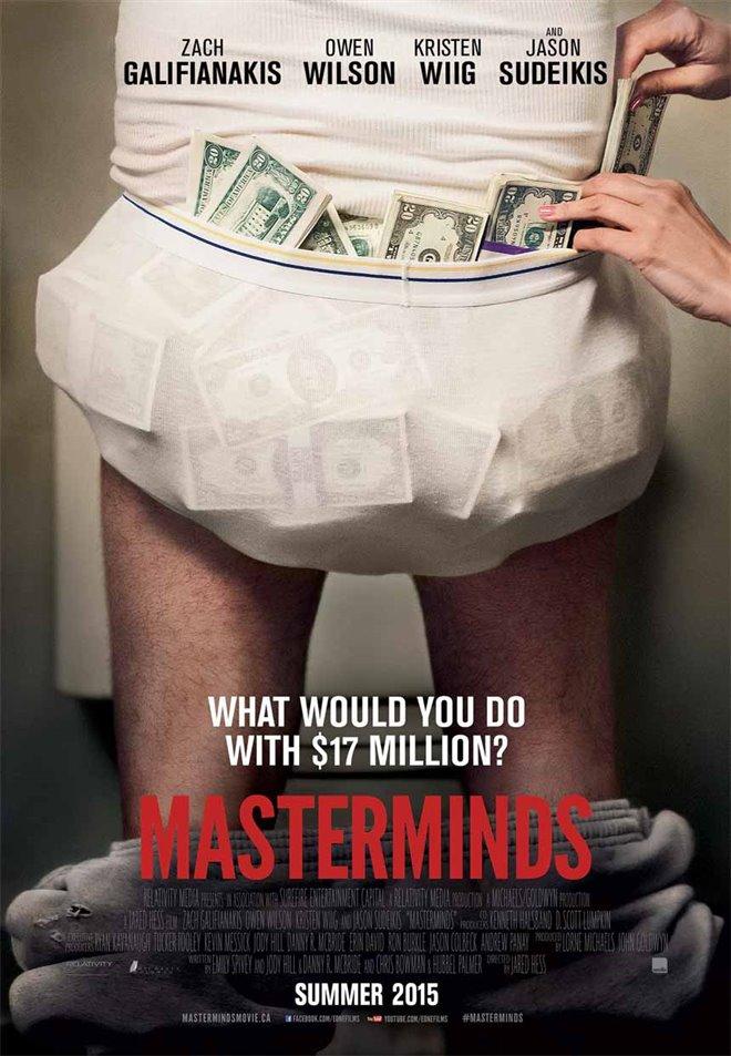 Masterminds Photo 8 - Large