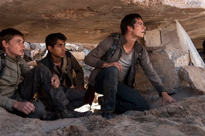 Maze Runner: The Scorch Trials Photo 2 - Large