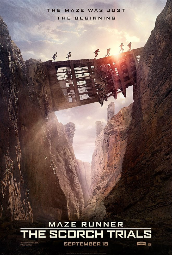 Maze Runner: The Scorch Trials Photo 8 - Large