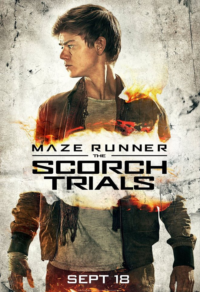 Maze Runner: The Scorch Trials Photo 12 - Large