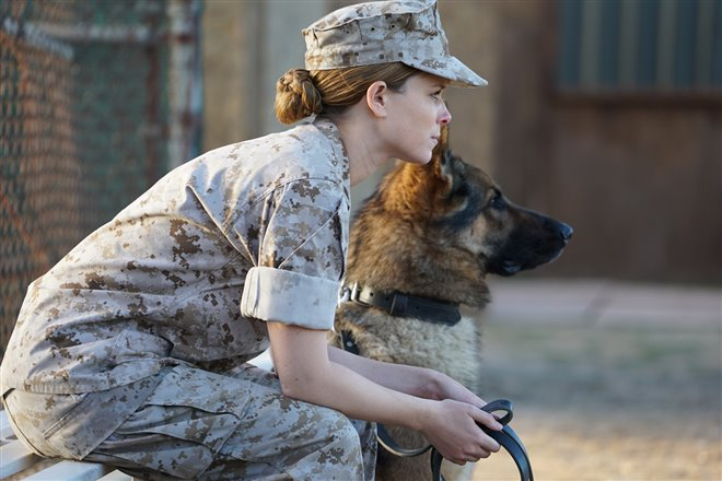 Megan Leavey Photo 1 - Large