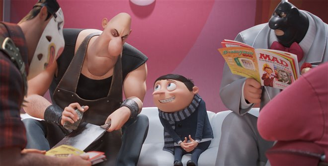 Minions: The Rise of Gru Photo 3 - Large