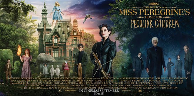 Miss Peregrine's Home for Peculiar Children Photo 11 - Large