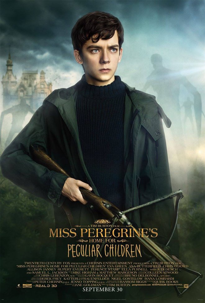 Miss Peregrine's Home for Peculiar Children Photo 15 - Large