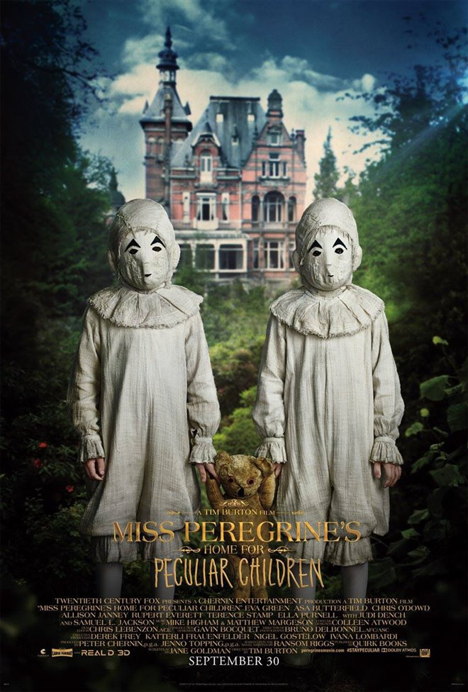 Miss Peregrine's Home for Peculiar Children Photo 19 - Large