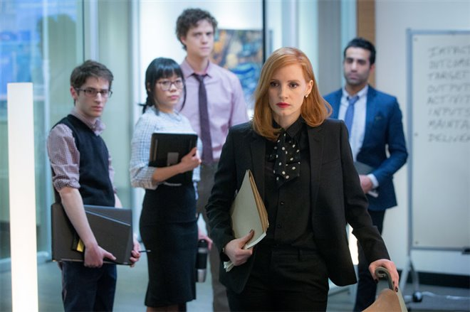 Miss Sloane Photo 2 - Large