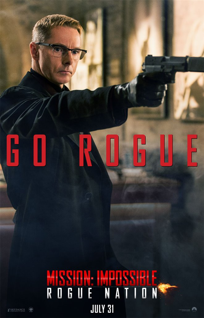 Mission: Impossible - Rogue Nation Photo 25 - Large